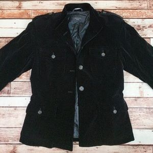 Max Mara Weekender velvet blazer
